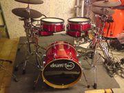 Roland TD 27 mit Drumtec
