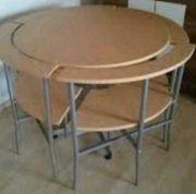 Tisch 4 Stühle
