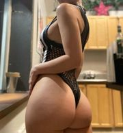 Sexy schlanke schönheit - mit viel Lust