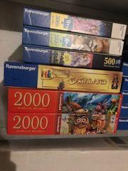 10 Puzzle und 3 Spiele