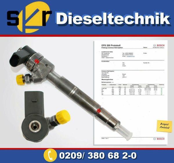 Bosch Einspritzdüse Injektor 0445115070 BMW