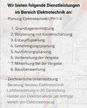 CAD Dienste Planung Elektrotechnik