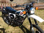 Yamaha XT500 Baujahr 1979
