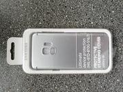 Handy Cover Hülle Schutz Silber
