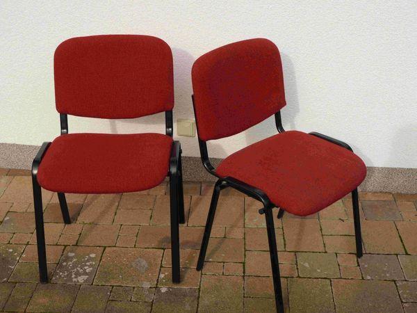 Besucher Besprechungs Stapel Büro Stuhl