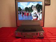 HITACHI 6-Kopf VHS Hifi-Stereovideorekorder Fernbedienung