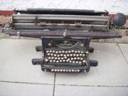 MERCEDES Schreibmaschine sehr alt