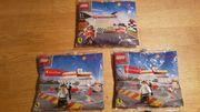 Lego Shell Tankstelle Set