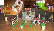 Playmobil - Reiterturnier 5224 5106 4189