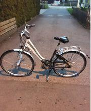 TADELLOSER ZUSTAND PREMIUM Qualitäts-Marken Fahrrad