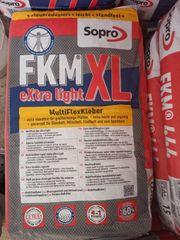 Fließen Kleber Sopro FKM 444
