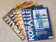 KORALLE Meerwasser Aquaristik Fachmagazin