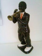 Jazz Band Figur Trompetenspieler Figur