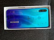 nagel neue Huawai Handy