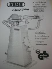 Bedienungsanleitung HEMA TBS 300 KOSTENLOS