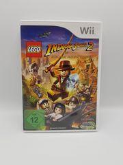 Wii LEGO Indiana Jones 2