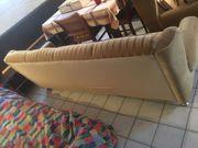 Couch und Clubsessel aus dem