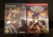 Playstation 2 Spiel Vexx mit