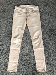 GUESS Jeans Starlet Skinny beige