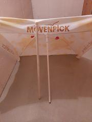 Mövenpick Schirm gebraucht