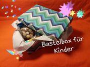 kunterbunte BASTELBOX für Kinder