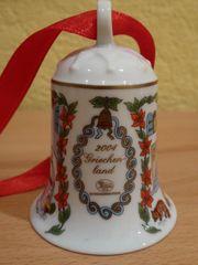 Hutschenreuther Weihnachtsglocke 2004 Griechenland