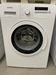 Neuwertige Siemens i Sensoric Waschmaschine