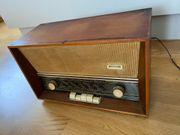 Altes Kapsch Radio