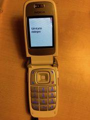 Nokia Klapp-Handy 6101 mit Ladegerät