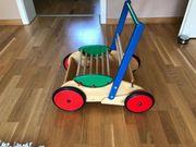Bajo Lauflernwagen aus Holz