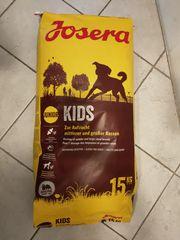 Ungeöffnet 15kg Sack Josera Kids