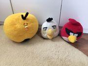 Angry Birds Plüsch Vögel