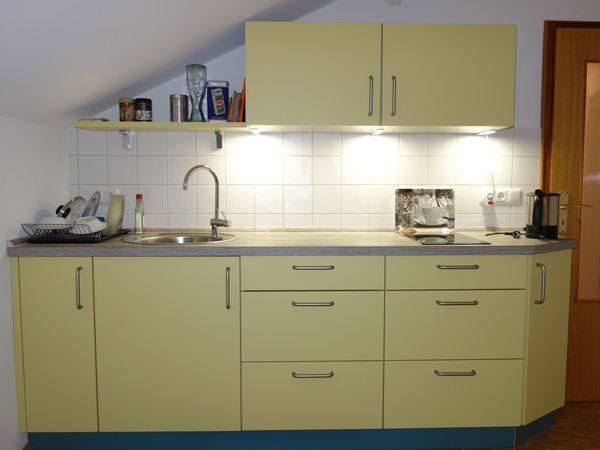 Nolte-Küche fast neu TOP-Zustand Breite