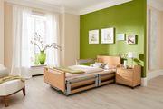 BURMEIER Luxuspflegebett Pflegebett Regia mit