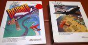 15Kg MS-Flugsimulatoren inkl Handbücher andere