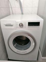 Bosch Exclusive Waschmaschine