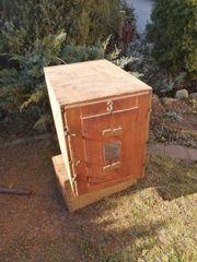 Bienenhaus 40iger Jahre Bienenstock Bienenbeute