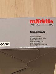 Märklin Transformator 6002 in OVP