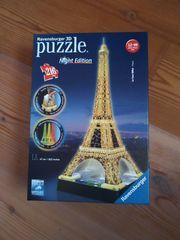 3-D Puzzle Eifelturm