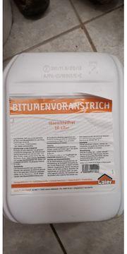 Laier Bitumen-Voranstrich ca 8 Liter