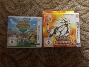Nagelneue Nintendo 3DS Spiele