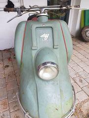 Oldtimer Tourist 102 A-1Heinkel Roller