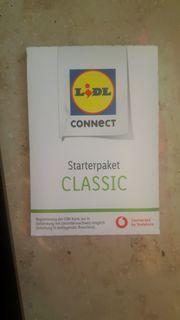 Lidl Connect Classic Sim-Karte incl
