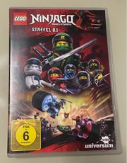 DVD LEGO Ninjago - Staffel 8
