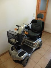 Elektro-Seniorenscooter - stets mobil sein