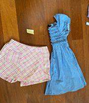 Kinderkleid Hosenrock
