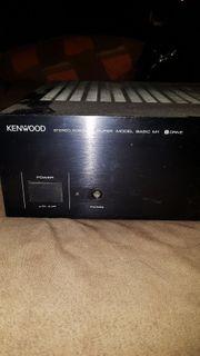 Kenwood basic m1 endstufe