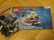 Lego 70720 Ninjago Schwebendes Sägekissen