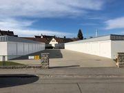 Garage 3x6meter ab 1 2