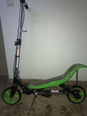 Space Scooter Roller